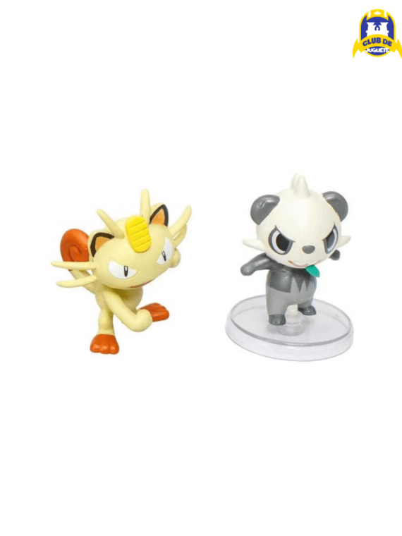 Pokémon Meowth Vs Pancham